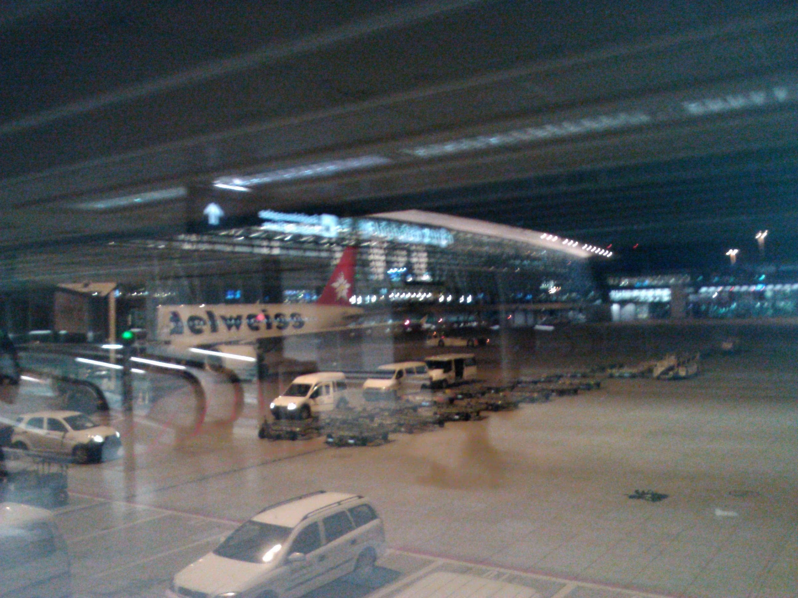 Edelweiss? Ich bin in der Schweiz!!! :)