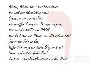 Advent Advent Der Sharepoint Brennt Sharepoint Rhein Ruhr